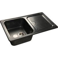 Кухонная мойка GranFest Standart GF S780L черная