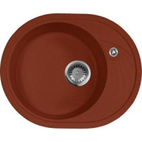 Кухонная мойка AquaGranitEx M 18L (334) красный
