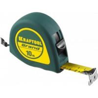 Рулетка Kraftool 10м х 25мм (34022