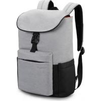 Рюкзак Tigernu T B3596 светло серый, 15.6''
