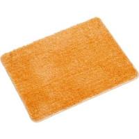 Коврик для ванной Fixsen оранжевый, 50x70