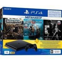 Sony PlayStation 4 1Tb + игры Days