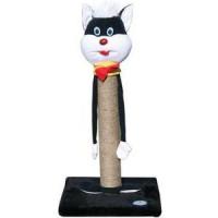 Когтеточка Зооник на подставке ''КОШКА'' для кошек
