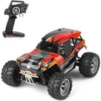 Радиоуправляемый монстр WL Toys 4WD RTR масштаб