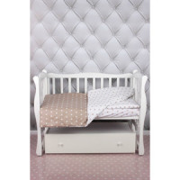 Комплект в кроватку AmaroBaby 3 предмета BABY