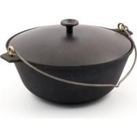 Котел с крышкой 5 л Камская Посуда