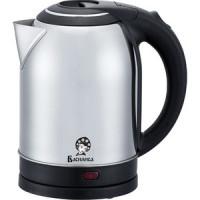 Чайник электрический ВАСИЛИСА Т31 2000 нержавейка/черный