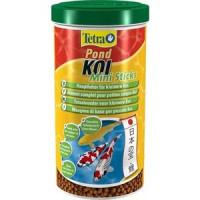 Корм Tetra Pond Koi Mini Sticks Premium