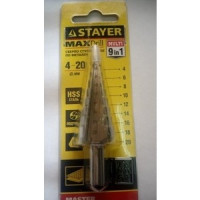 Сверло по металлу Stayer Master по сталям