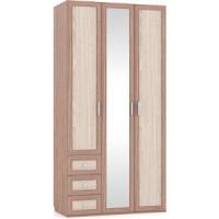 Шкаф широкий Мебельный двор Аврора ШК 24ЗС