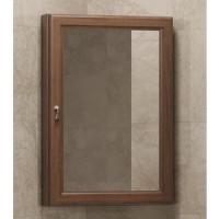 Зеркальный шкаф Opadiris Клио 45 угловой, правый,