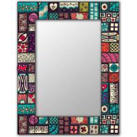 Настенное зеркало Дом Корлеоне Остин 80x80 см