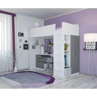 Кровать чердак Кровати чердаки Poni Simple