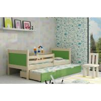Кровать детская Леон массив