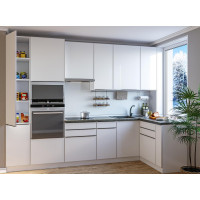 Кухня угловая Фьюжн 01