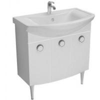 Тумба с раковиной Лира мебель для ванной