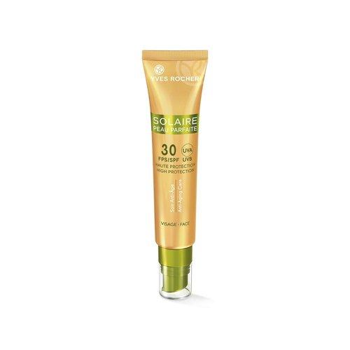 Солнцезащитный Антивозрастной Крем для Лица SPF 30 Yves Rocher