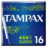 Тампоны с аппликатором TAMPAX (Тампакс) Super,