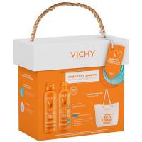 Набор Vichy (Виши) Capital Ideal Soleil спрей вуаль