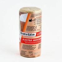 Бинт Lauma (Лаума) эластичный медицинский 10x60 см.