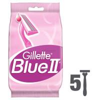 Станок Gillette (Жиллетт) бритвенный женский Blue