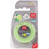 Нить Splat (Сплат) зубная вощеная объемная Professional