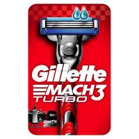 Бритва Gillette (Жиллетт) MACH3 Turbo с