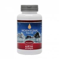 NORWEGIAN Fish Oil (Норвегиан фиш оил) масло криля