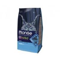 Monge Cat BWild Adult Anchovies / Сухой
