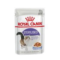 Royal Canin Sterilised Jelly / Влажный корм