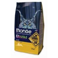 Monge Cat BWild Adult Hare / Сухой