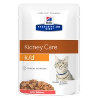 Hills Prescription Diet Feline k/d Salmon