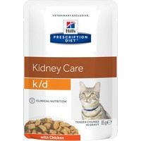 Hills Prescription Diet Feline k/d Chicken