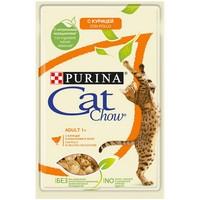 Purina Cat Chow Chicken  / Паучи