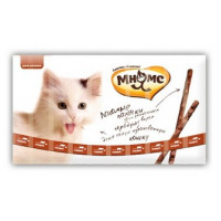 Мнямс Лакомство для кошек Лакомые палочки 13,5