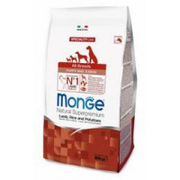 Monge Dog Speciality Puppy & Junior Lamb