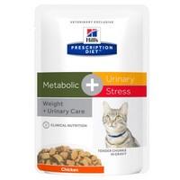 Hills Prescription Diet Metabolic & Urinary Stress
