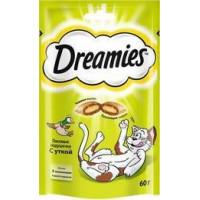 Dreamies / Лакомство Дримис для кошек Подушечки