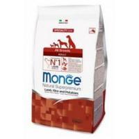 Monge Dog Speciality Adult Lamb & Rice