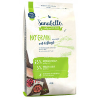 Сухой корм для кошек Sanabelle No Grain