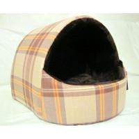 Домик для кошек Зверьпостель Эстрада Линия  Комби