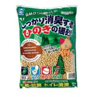 Наполнитель Premium Pet Древесный с хиноки (японская