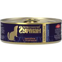Влажный корм для хорьков Четвероногий  Гурман Golden